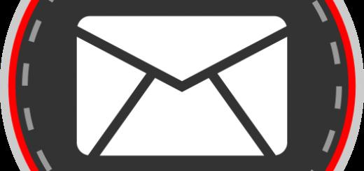 criar conta de email